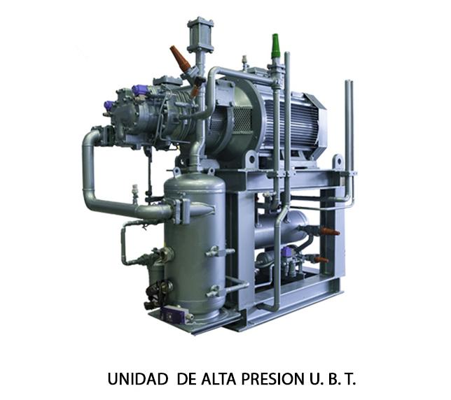 maquina proceso ultra baja temperatura ubt 4