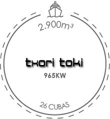 buque atunero congelador txori toki